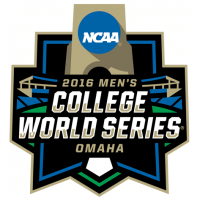 ncaa mens College world series 2016 square